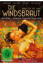 Die Windsbraut - Bride of the Wind (Alma Mahler: Künstlermuse, Komponistin, Femme Fatale) DVD-Cover