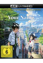 Your Name. - Gestern, heute und für immer  (4K Ultra HD) (+ Blu-ray 2D) Cover
