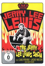 Jerry Lee Lewis - The Jerry Lee Lewis Show DVD-Cover