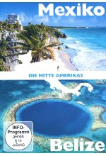 Die Mitte Amerikas - Mexiko & Belize  [2 DVDs] DVD-Cover