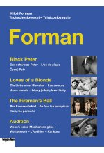 Milos Forman - Box DVD-Cover