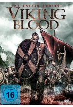Viking Blood - The Battle begins (uncut) DVD-Cover