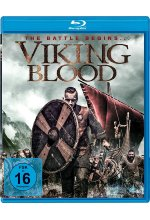 Viking Blood - The Battle begins (uncut) Blu-ray-Cover