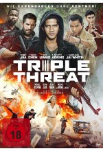Triple Threat DVD-Cover