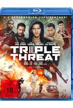 Triple Threat Blu-ray-Cover