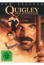 Quigley der Australier - 2-Disc Limited Collector's Edition im Mediabook (+ DVD) Blu-ray-Cover