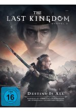 The Last Kingdom - Staffel 3  [5 DVDs] DVD-Cover