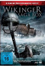 Wikinger Saga Box  [2 DVDs] DVD-Cover