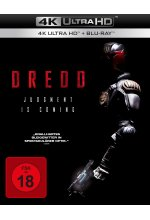 Dredd  (4K Ultra HD) (+ Blu-ray 2D) Cover