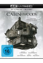 The Cabin in the Woods  (4K Ultra HD) (+ Blu-ray 2D) Cover