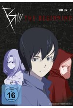 B: The Beginning - Staffel 1 - Vol.2 DVD-Cover