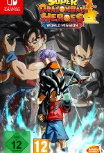 Super Dragon Ball Heroes - World Mission (Day One-Edition) Cover