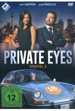 Private Eyes - Staffel 2  [5 DVDs] DVD-Cover