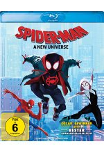 Spider-Man - A New Universe Blu-ray-Cover
