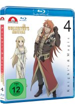 Knight's & Magic - Blu-ray 4 (Limited Collector's Edition) Blu-ray-Cover
