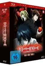 Death Note - Blu-ray Box 2 (Episode 19-37) [3 Blu-rays] Blu-ray-Cover