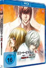 Death Note: ReLight 2: L's Successors - Blu-ray Blu-ray-Cover