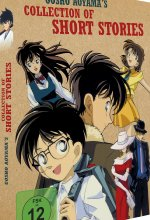 Gosho Aoyama's Collection of Short Stories DVD-Cover
