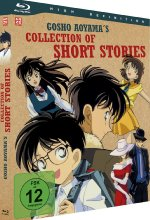 Gosho Aoyama's Collection of Short Stories Blu-ray-Cover