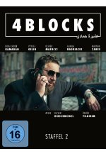 4 Blocks - Die komplette zweite Staffel - FSK-16-Version  [3 DVDs] DVD-Cover