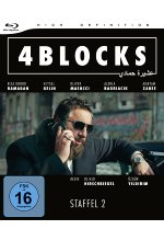 4 Blocks - Die komplette zweite Staffel - FSK-16-Version  [2 BRs] Blu-ray-Cover