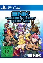 SNK 40th Anniversary Collection Cover