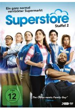 Superstore - Staffel 2  [3 DVDs] DVD-Cover