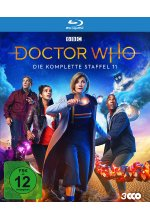 Doctor Who - Staffel 11  [3 BRs] Blu-ray-Cover