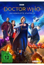 Doctor Who - Staffel 11  [4 DVDs] DVD-Cover