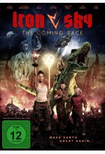Iron Sky - The Coming Race DVD-Cover