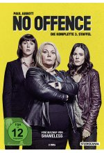 No Offence / 3. Staffel  [2 DVDs] DVD-Cover