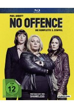 No Offence / 3. Staffel / Blu-ray Blu-ray-Cover