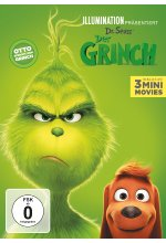 Der Grinch DVD-Cover