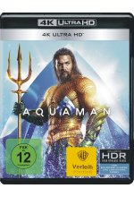 Aquaman  (4K Ultra HD) Cover