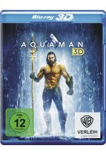 Aquaman Blu-ray 3D-Cover