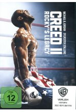 Creed 2 - Rocky's Legacy DVD-Cover