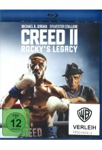 Creed 2 - Rocky's Legacy Blu-ray-Cover