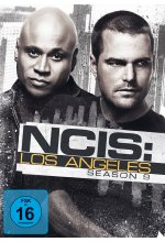 NCIS Los Angeles - Season 9  [6 DVDs] DVD-Cover