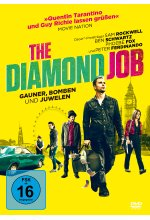 The Diamond Job - Gauner, Bomben und Juwelen DVD-Cover