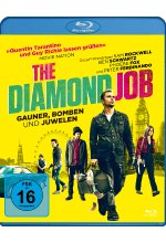 The Diamond Job - Gauner, Bomben und Juwelen Blu-ray-Cover