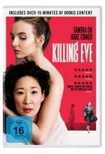 Killing Eve - Staffel 1  [2 DVDs] DVD-Cover