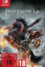 Darksiders - Warmastered Edition Cover