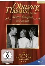 Ohnsorg Theater Klassiker: Mutter Griepsch mischt mit DVD-Cover