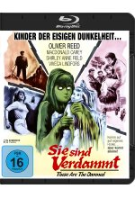 Sie sind verdammt (The Damned) Blu-ray-Cover