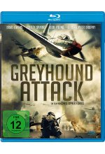 Greyhound Attack Blu-ray-Cover
