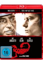 Scorpio, der Killer Blu-ray-Cover