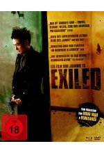 Exiled - Mediabook  (+ DVD) Blu-ray-Cover