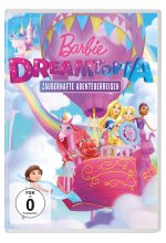 Barbie: Dreamtopia DVD-Cover