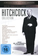 Alfred Hitchcock - Collection  [7 DVDs] DVD-Cover