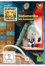 Elefant, Tiger & Co. - Teil 50 - Südamerika - Ich komme!  [2 DVDs] DVD-Cover